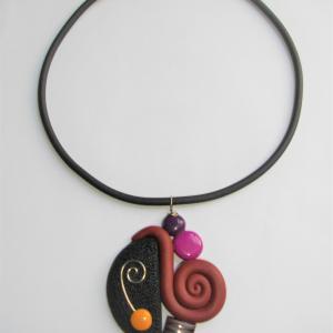 Escargot - Vente en ligne de bijoux fimo