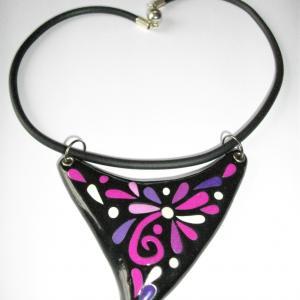 Triangle classique - Vente en ligne de bijoux fimo