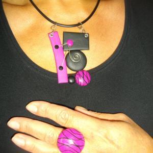 Rendu porté (calèche) - Vente en ligne de bijoux fimo