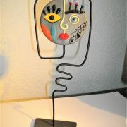 Figurine (fil torsadé)
