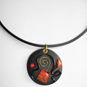 Rond (éole) - Vente en ligne de bijoux fimo